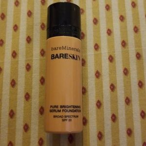 bareMinerals bareSkin  Brightening SerumFoundation
